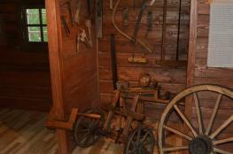 Żarki Atrakcja Muzeum Muzeum Dawnych Rzemiosł