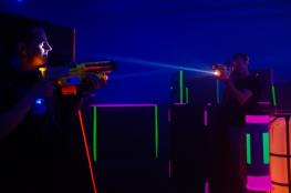 Częstochowa Atrakcja Paintball laserowy Laserhouse