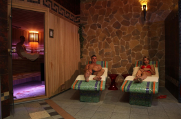 Częstochowa Atrakcja Sauna KLUB TAURUS FITNESS & SPA