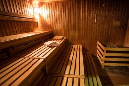 Częstochowa Atrakcja Sauna Spa Elegance - sauna fińska